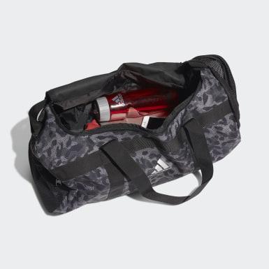 Duffel Bag Média 4 ATHLTS Cinza Training