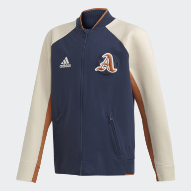 Boys Athletics Blue VRCT Jacket