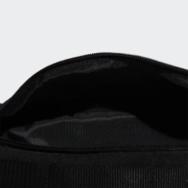 Sport Inspired สีดำ กระเป๋าคาดเอวสไตล์สตรีท