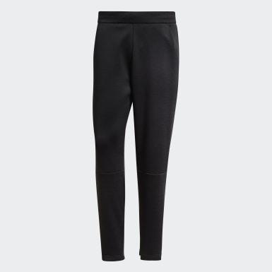 ผู้ชาย Athletics สีดำ กางเกงทรงสอบ adidas Z.N.E.