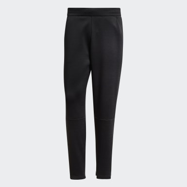 Heren Athletics zwart adidas Z.N.E. Tapered Broek