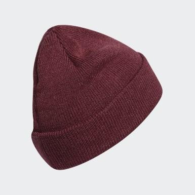 U ORIGINALS TREFOIL-BEANIE rouge Originals