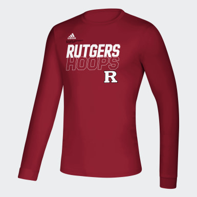 Men's Basketball Scarlet Knights On-Court Graphic Tee