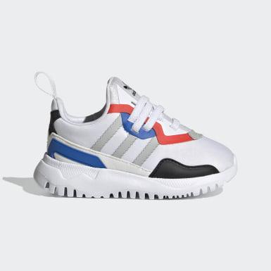 Børn Originals Hvid Originals Flex sko
