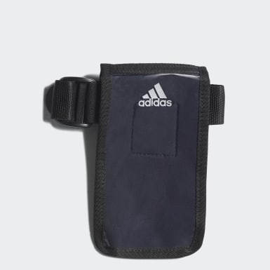 Running Black Run Mobile Holder