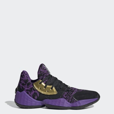 Tenis Harden Vol. 4 Star Wars Lightsaber Purple