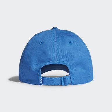 Originals Mavi Trefoil Klasik Şapka