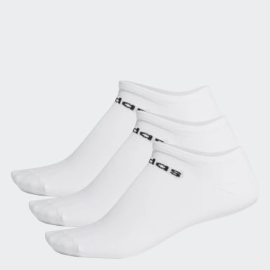 Athletics White NC Low-Cut Socks 3 Pairs