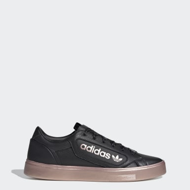 Women Originals Black adidas Sleek Shoes