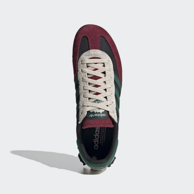 Men Originals Black Handball Spezial Trail Shoes
