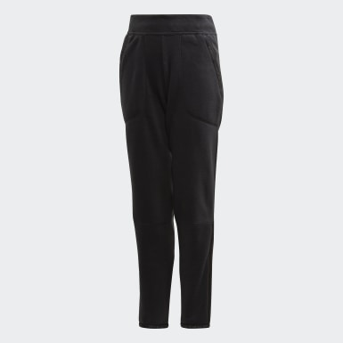 Pantaloni adidas Z.N.E. Warm-Up Nero Ragazza Training