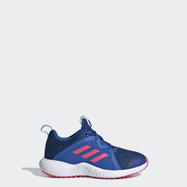 Kids 4-8 Years Running Blue FortaRun X Shoes