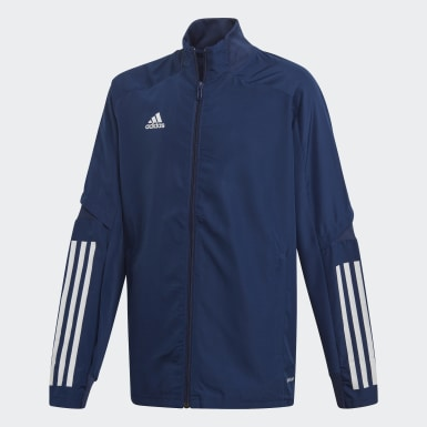 Kids Training Blue Condivo 20 Presentation Jacket
