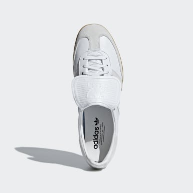 Dames Originals Wit Samba Recon LT Shoes