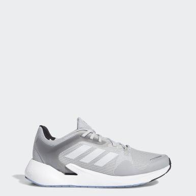 Men Running Grey Alphatorsion 360 Shoes