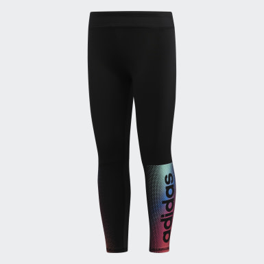 Linear Fade Tights