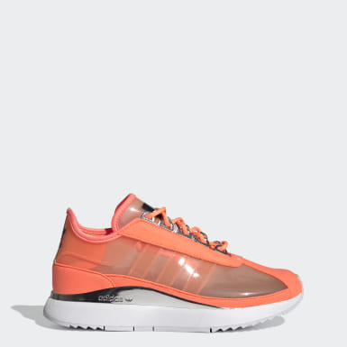 Sapatos SL Andridge Laranja Mulher Originals