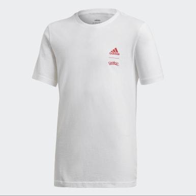 Pokémon T-skjorte Hvit