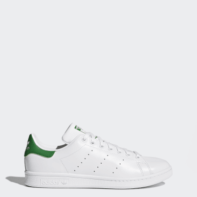 Men's Originals White Stan Smith Shoes