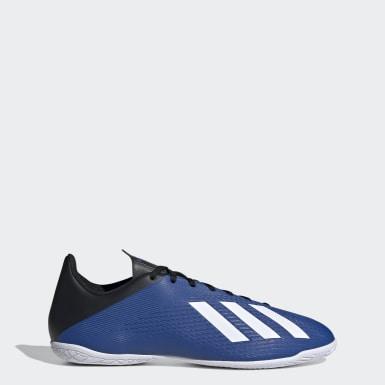Chuteira X 19.4 - Futsal Azul Homem Futebol