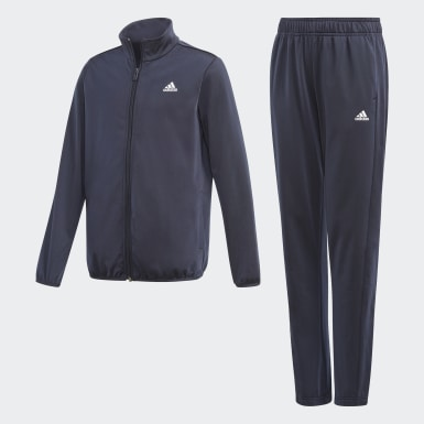 Conjunto adidas Essentials Azul Niño Sport Inspired