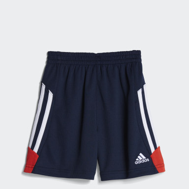 4KRFT 3-Stripes Shorts