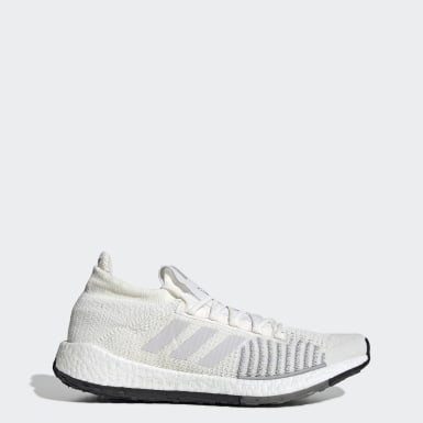 Erkek Koşu Beyaz Pulseboost HD Ayakkabı