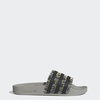 Kvinder Originals Sort Adilette sandaler