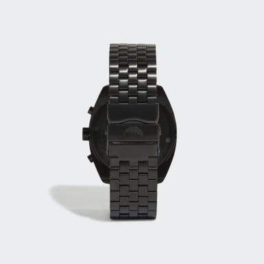 Originals Black Process_Chrono3 Watch