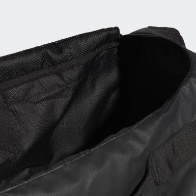 เทรนนิง สีดำ กระเป๋าดัฟเฟิลขนาดกลาง 4ATHLTS ID