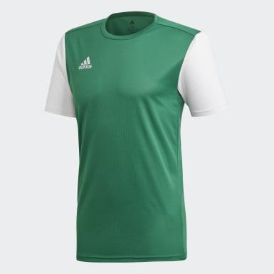 Camiseta Estro 19 Verde Hombre Fútbol