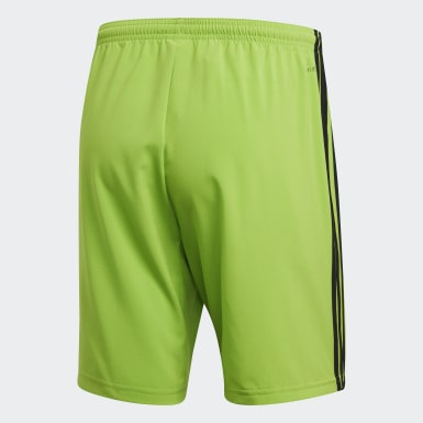 Shorts Condivo 18 Verde Hombre Fútbol