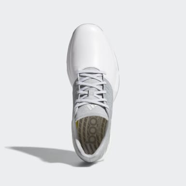 Men's Golf Grey Adipower 4orged Shoes