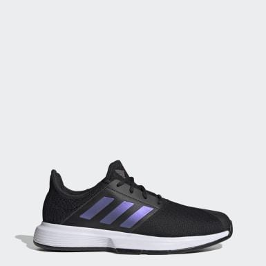 Sapatos de Ténis GameCourt Preto Ténis
