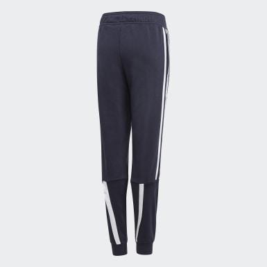 Kluci Trénink modrá Kalhoty Bold