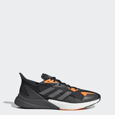 Men Running Black X9000L3 Shoes
