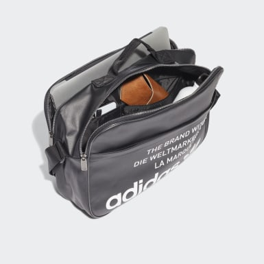 Bolso Airliner Vintage Negro Originals