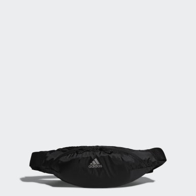 Running Black Run Waist Bag