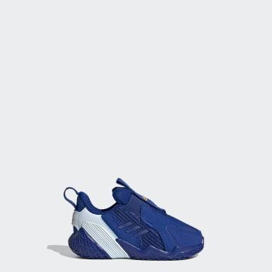 Zapatillas 4uture RNR Running Azul Niño Training