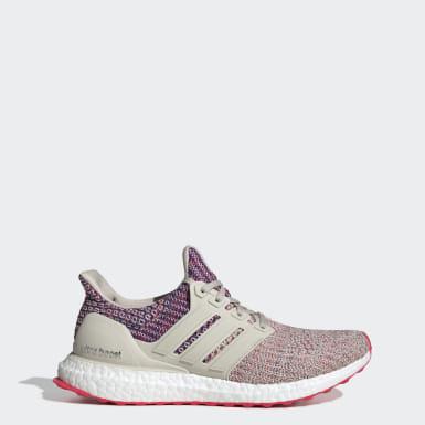 Kvinder Løb Beige Ultraboost sko