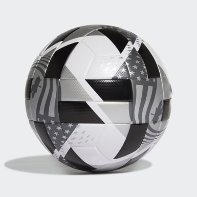 Men's Soccer White MLS NFHS League Ball