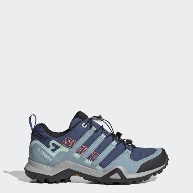 Chaussure de randonnée Terrex Swift R2 GORE-TEX Bleu Femmes TERREX