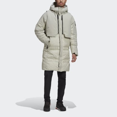 Heren City Outdoor Grijs MYSHELTER COLD.RDY Parka