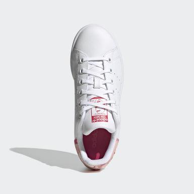Genç Originals Beyaz Stan Smith Ayakkabı