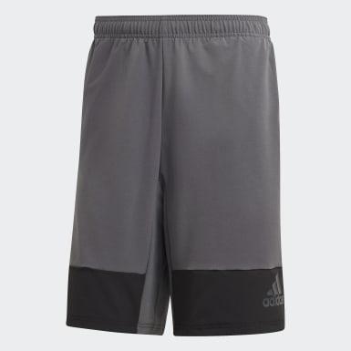 Shorts 4KRFT Tech 10-Inch Elevated Plomo Hombre Training