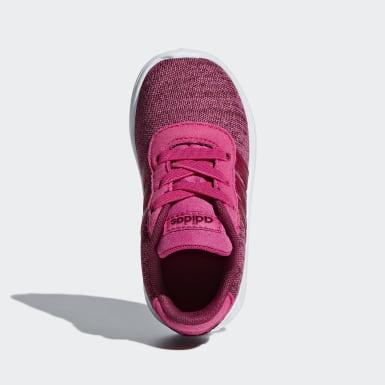 Chaussure Lite Racer Rose Enfants Running