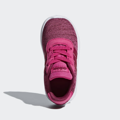 Kids Running Pink Lite Racer Shoes