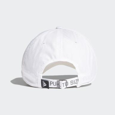 Gorra Essentials Logo Lightweight Blanco Training