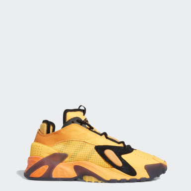 Men's Originals Orange Streetball Shoes