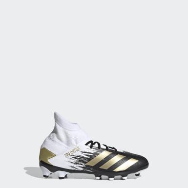 Børn Fodbold Hvid Predator Mutator 20.3 Multi-Ground støvler